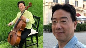 圖/大提琴家張正傑臉書