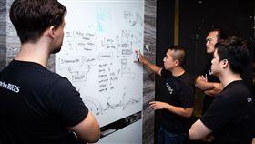 KRONOS強調區塊鏈雙代幣交易制度,以及Alpha計算法。