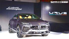 Lamborghini Urus。(圖/鍾釗榛攝影)