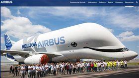 大白鯨1 翻攝自AIRBUS網站