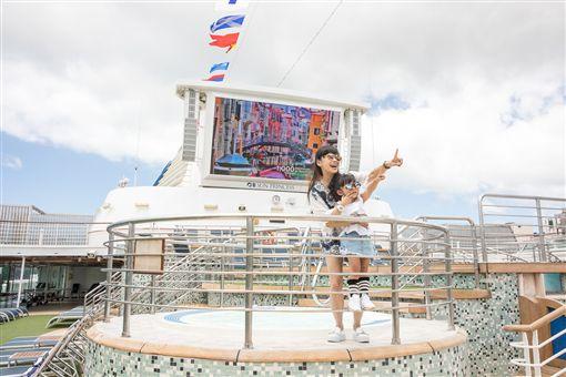 太陽公主號14天船塢船塢升級作業 重點翻新再出發! 圖/業者提供