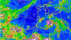 熱帶低壓最快今成颱「悟空」 氣象局