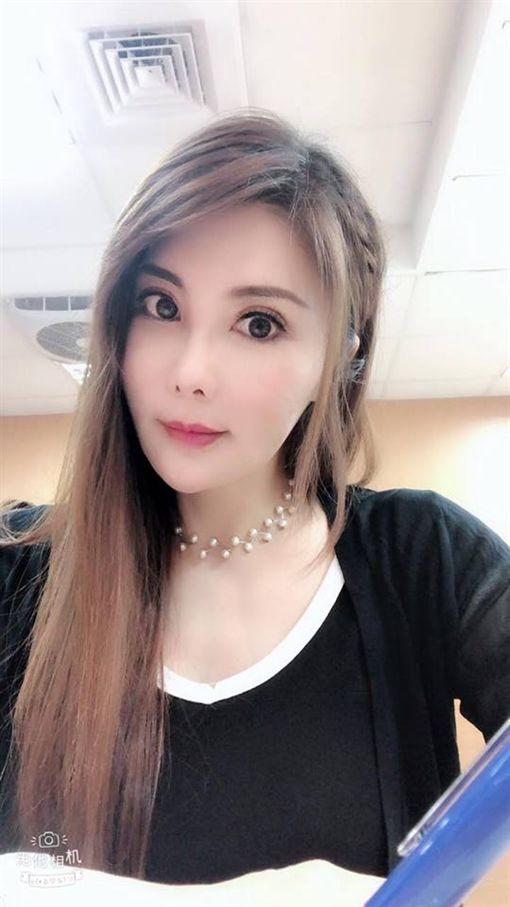遭恐怖情人威脅 楊麗菁淚吞抗憂鬱劑/翻攝自臉書