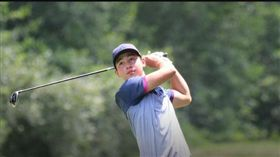 泰國16歲少年凱利。(圖/翻攝自GOLFWEEK網站)