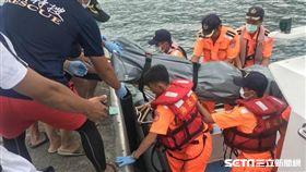 宜蘭烏石港外海驚見浮屍 確認為失蹤中正預校生 圖翻攝畫面