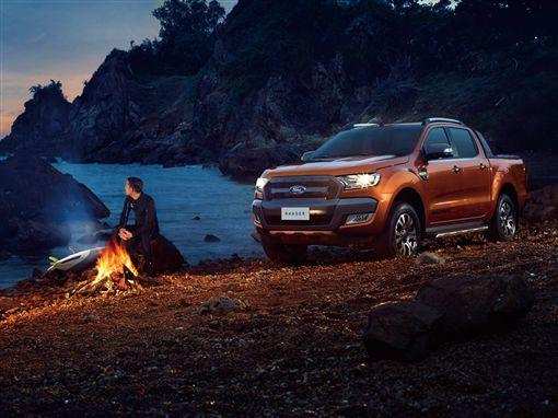 Ford Ranger運動皮卡風靡亞太市場圖業者提供