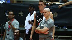 瓊斯盃加拿大教練Chris Oliver(圖/中華籃協提供)