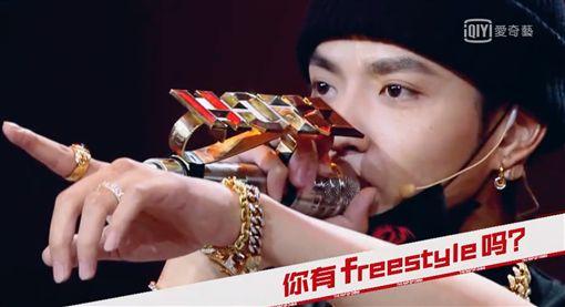 呆寶靜《中國新說唱》被淘汰/愛奇藝