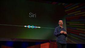 蘋果,語音助手,Siri,Tom Gruber,蘋果,愛瘋 圖/翻攝自新浪科技