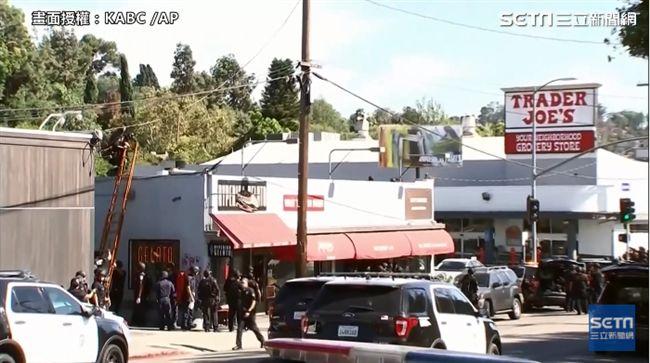 槍手賣場挾持人質 1女子遭槍擊喪命