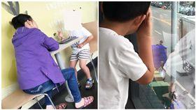 好心疼!男童被媽丟在麥當勞 趴窗遠望:妳什麼時候回來…/爆怨公社