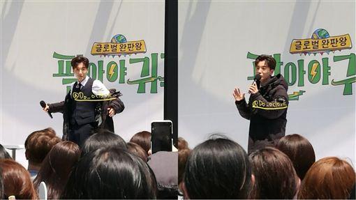 Super Junior,利特/翻攝自do_oclock推特