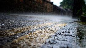 -雨天-下雨-氣象-天氣-鋒面-(圖/pixabay)