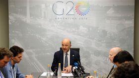 G20財長會議▲(圖/路透社/達志影像)