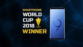 手機,GSMArena,智慧型手機,世界盃,三星Galaxy S9+,機皇 圖/翻攝自GSMArena