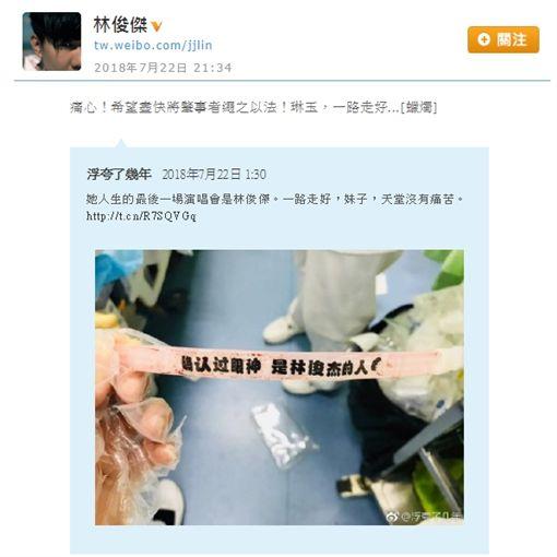 林俊傑/微博、FB
