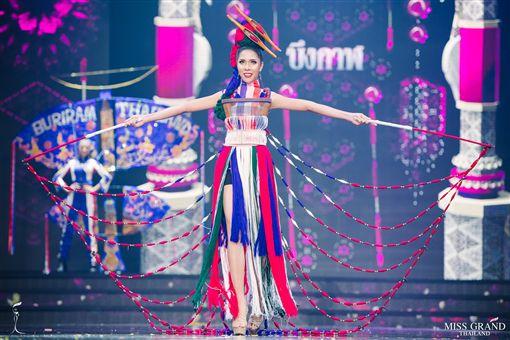 泰國萬國小姐(圖/翻攝自臉書)