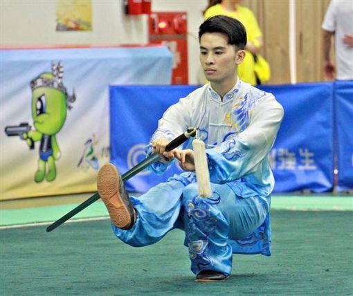陳恩奕,小武,寶島神很大,世界冠軍,武術冠軍