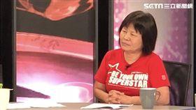 蔣月惠在臉書上表示自己累了。(圖/JET提供)