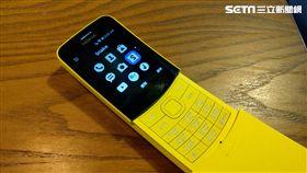 Nokia 8110 4G復刻版,諾基亞,Nokia,HMD Global,Nokia 8110,4G 葉立斌攝