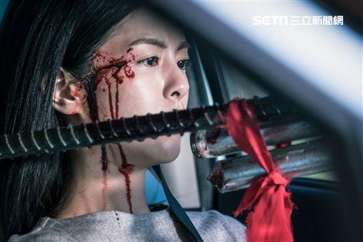 任容萱演出《奪命劫》畫面 圖/瑞陞傳播提供