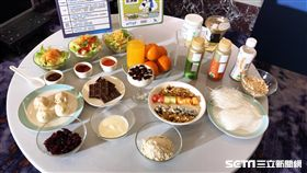 為幫助糖友平衡飲食原則與實際現況,中華民國糖尿病衛教學會與諾和諾德藥廠共同成立「你7了沒!控糖美食家」網路平台。(圖/記者楊晴雯攝)