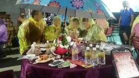 大雨吃廟慶1800