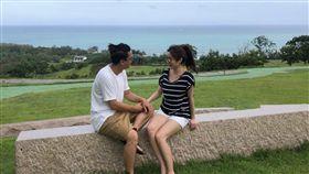 柯有倫,未婚妻,求婚,幸福,結婚(圖/翻攝自柯有倫臉書)