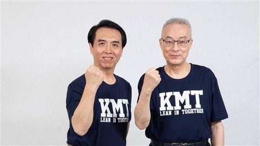 陳學聖、吳敦義圖翻攝自陳學聖臉書