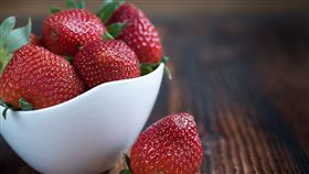 草莓水果(pixabay)