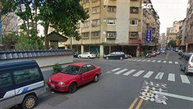 台中市北區育強街與錦祥街口,陳俊良,通緝犯,警方圍捕,開槍,殺人未遂,最高法院。翻攝google map