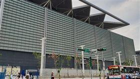 台北,南港展覽館(圖/翻攝google)