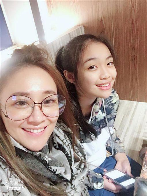 秀琴,陳琳/翻攝自陳致遠&林秀琴臉書