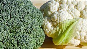花椰菜,西藍花,蔬菜(圖/Pixabay)