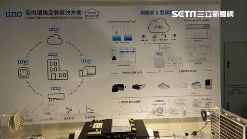 楊懷卿,TORNEX,外氣新風清淨機,PM2.5,統能國際,台達電