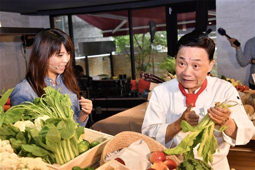 大廚闖台北傳統市場 阿基師授獨門食譜