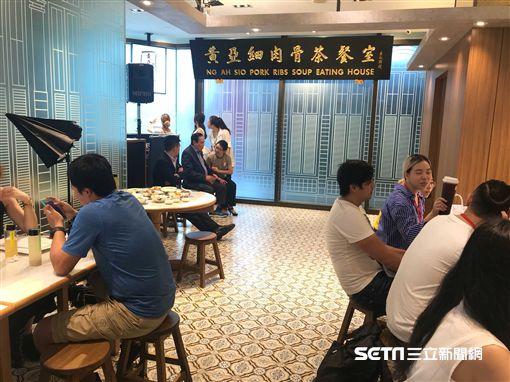 肉骨茶,新加坡黃亞細肉骨茶,海外首店。(圖/記者簡佑庭攝)
