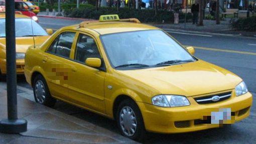 計程車,小黃,司機,TAXI,運將(圖/翻攝維基百科)