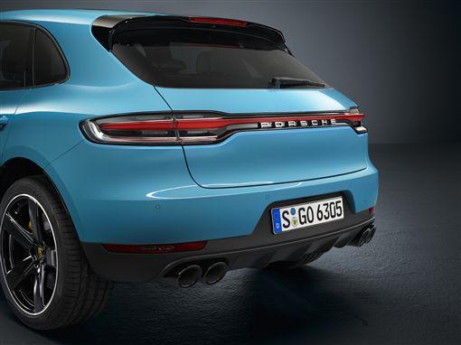 Porsche Macan。(圖/Porsche提供)
