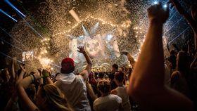 LEXUS攜手世界指標電音盛典Tomorrowland。(圖/LEXUS提供)