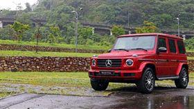 假扮骨董Mercedes-Benz G 500(上)*(車訊網)