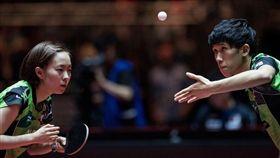 東京奧運桌球將增設混合雙打。(圖/攝自ITTF網站)