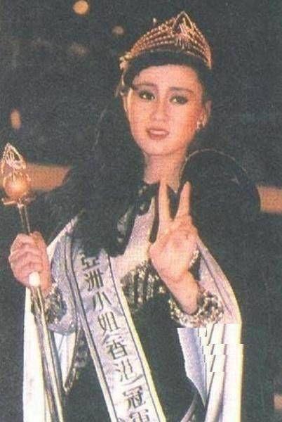 利智,李連杰/翻攝自微博