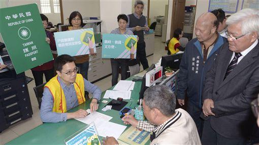 辦護照也可到戶政 雲林一地受理全程服務
