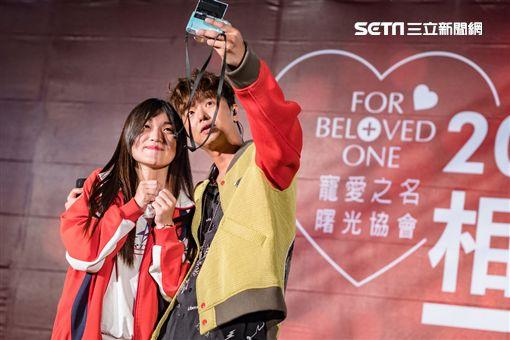 第四屆相信愛慈善演唱會,周興哲、艾怡良、黃鴻升為公益齊獻聲,圖/寵愛之名提供
