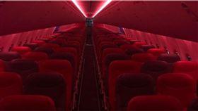幸運,私人專機,飛機,互動,空姐,駕駛艙,抵用卷,無人, 圖/翻攝自臉書