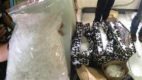 娃娃機,掩護,毒品交易,桃園(翻攝畫面)