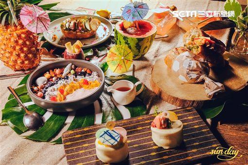 姐妹,sun.day渡假概念店,網美,September Café,限時野餐派對,Brunch,野餐,Voda Swim