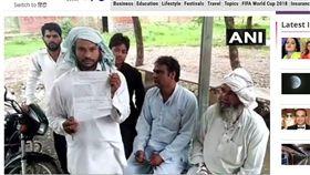 印度懷孕「山羊」 竟遭8男輪姦致死 印度,強姦,輪姦,哈里亞納邦,梅瓦特縣,山羊,懷孕 http://www.india.com/news/india/haryana-8-men-allegedly-gangrape-pregnant-goat-in-mewat-3192525/