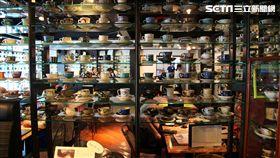 日本佐賀,有田燒咖啡廳。(圖/記者簡佑庭攝)